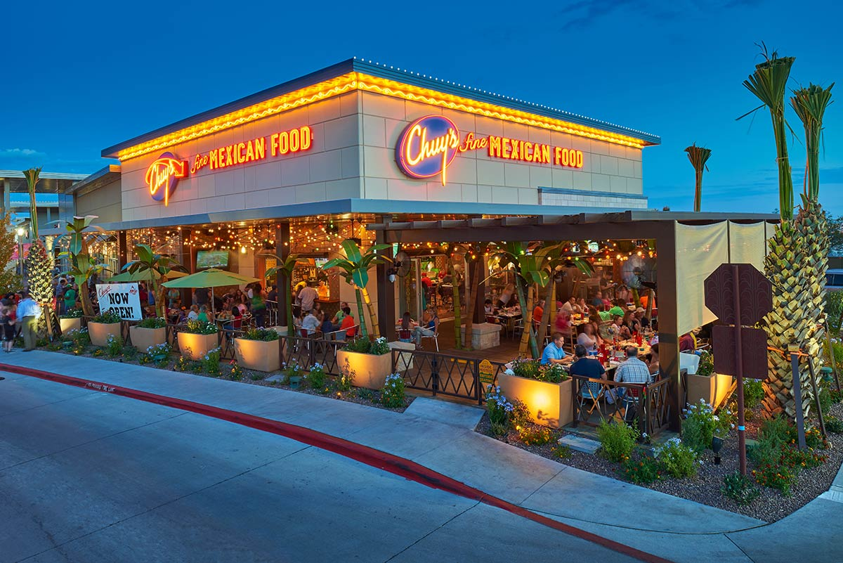 Chuy's - Parkway