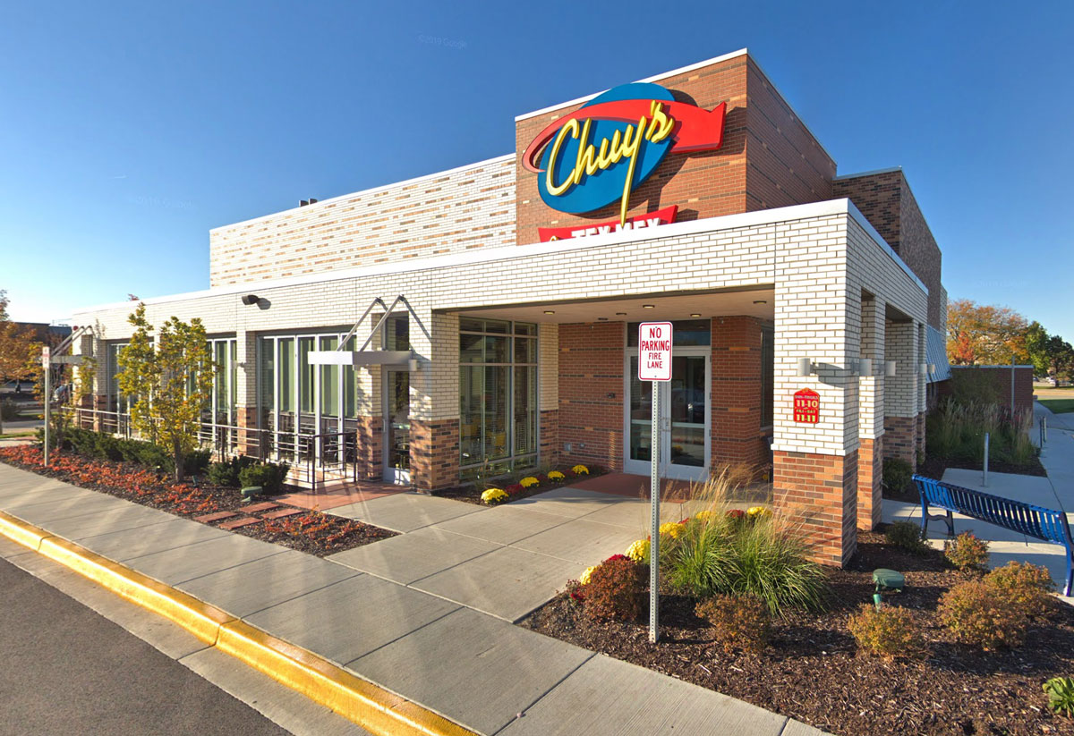 Chuy's National Roll Out Program