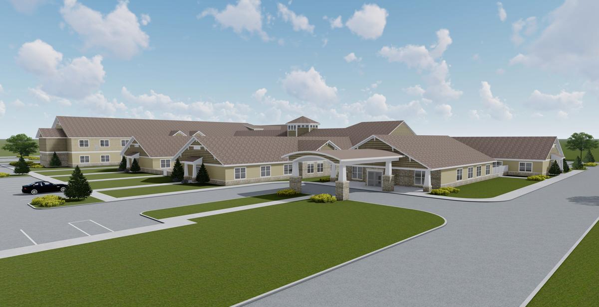 Nursing Home underway in Ohio