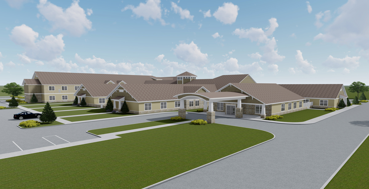 Nursing Home underway in Ohio