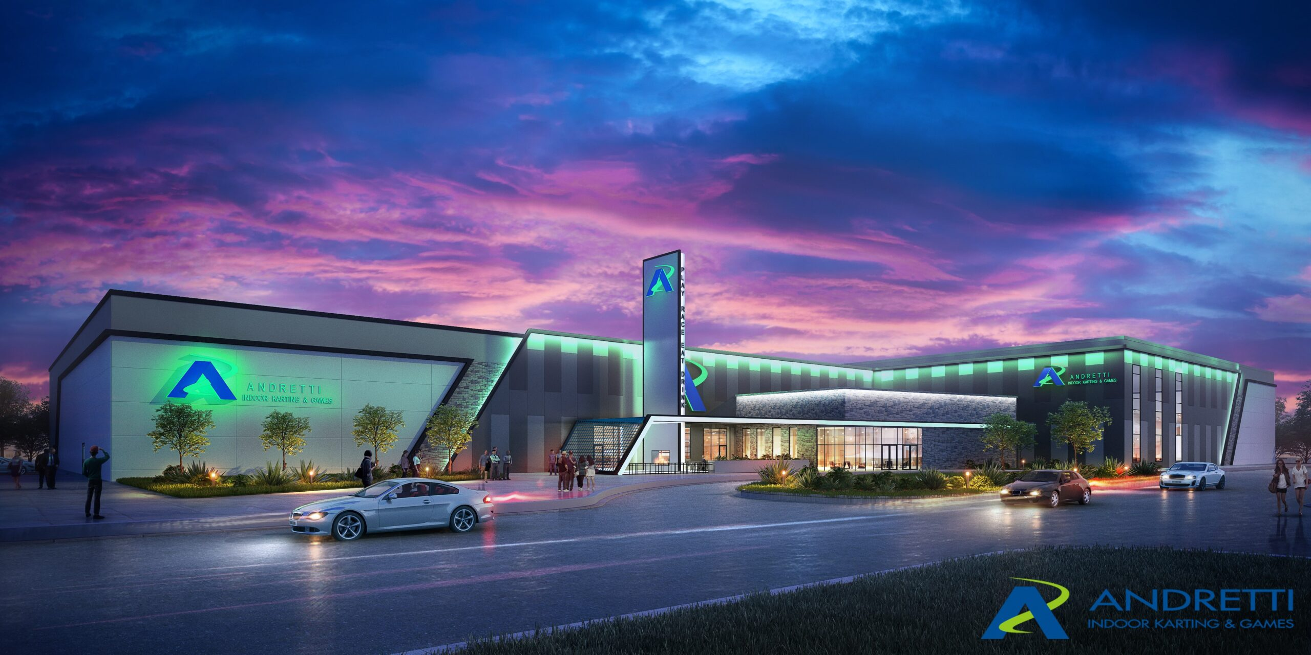 Andretti Indoor Karting and Games Opens Buford, Georgia Location