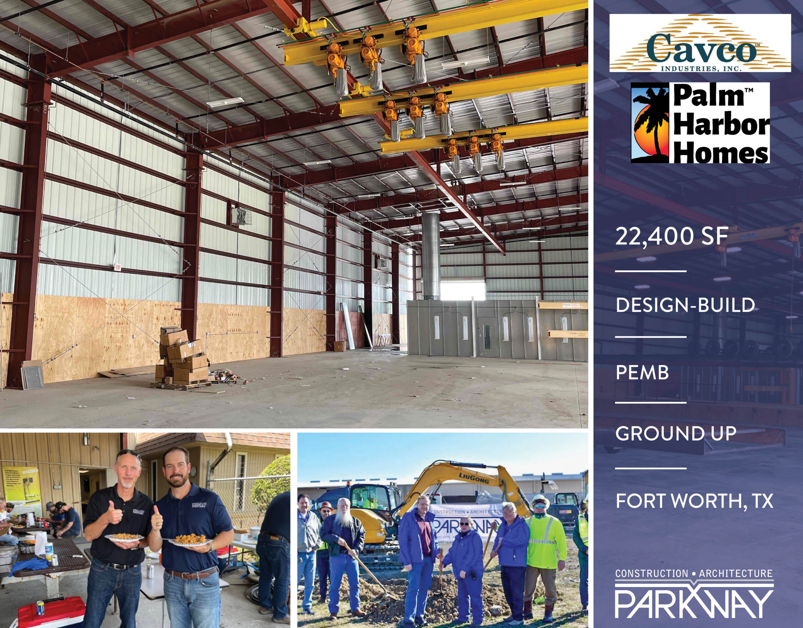 Palm Harbor Homes, Cavco Plant Expansion