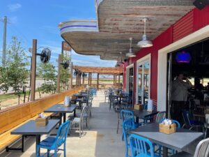 Willie's Grill and Icehouse in Cibolo, Texas
